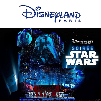 Star Wars Night - Disneyland Paris 5 et 6 mai